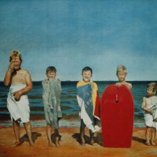 "John A Robinson - ""Suttons Beach"" | xcm x xcm | Price:Sold"